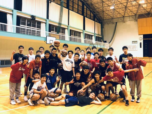 川内高校男子バスケ部