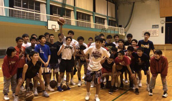 川内高校男子バスケ